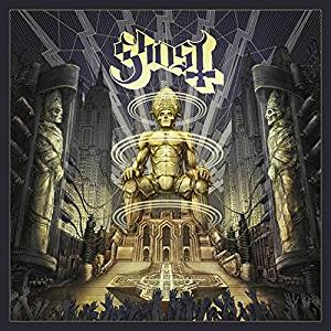 Ghost - Ceremony And Devotion CD