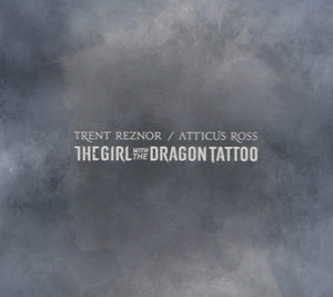 Trent Reznor/ Atticus Ross - The Girl With The Dragon Tatoo - 3CD