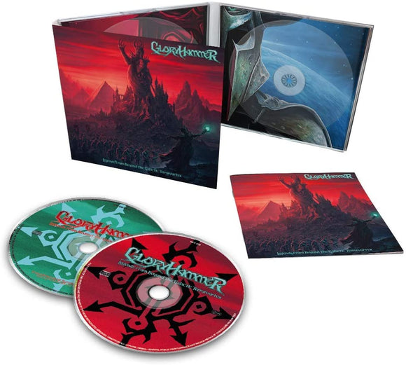 Gloryhammer - Legends From Beyond The Galactic Terrorvortex - 2CD