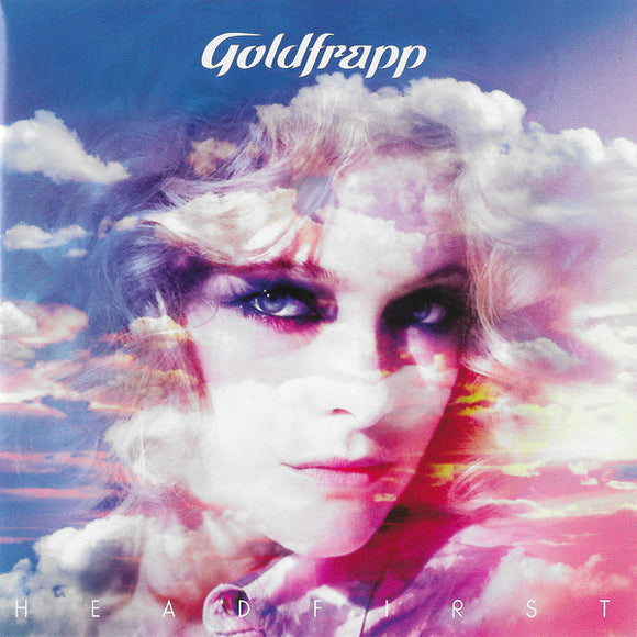 Goldfrapp - Head First - CD