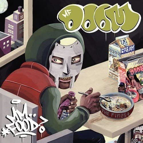 MF Doom - MM..Food - 2LP (Green & Pink)