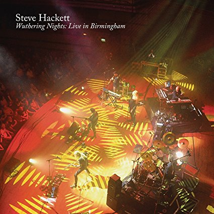 Steve Hackett - Wuthering Nights 2 CD/Blu Ray