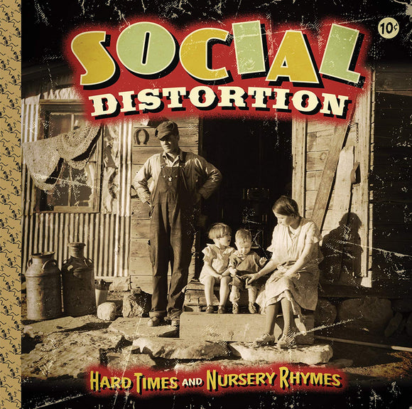 Social Distortion - Hard Times And Nursery Rhymes - CD