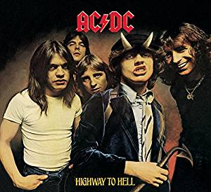 AC/DC - Highway To Hell - CD