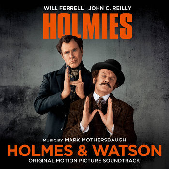 Holmies: Holmes & Watson - Original Motion Picture Soundtrack - CD