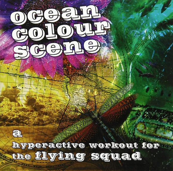 Ocean Colour Scene - A Hyperactive Workout For The Flying Squad - CD