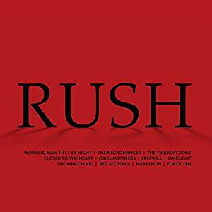 Rush - ICON - CD