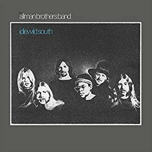 The Allman Brothers Band - Idlewild South - LP