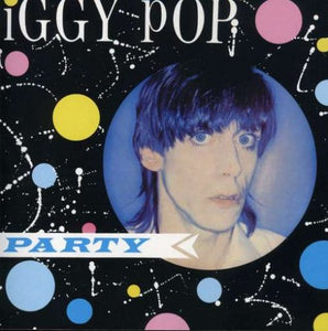 Iggy Pop - Party - CD