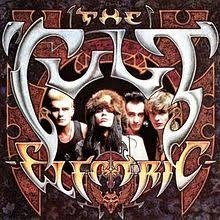 The Cult - Electric - CD