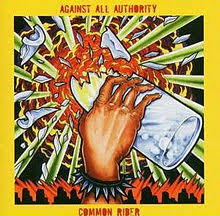 Again All Authority/Common Rider - CD