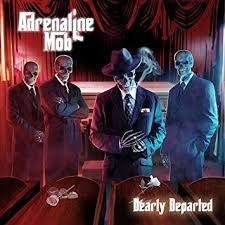 Adrenaline Mob - Dearly Departed - CD