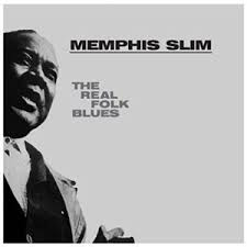Memphis Slim- The Real Folk Blues - LP