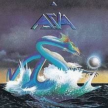 Asia - Self-titled - CD