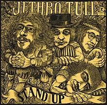 Jethro Tull - Stand Up - LP
