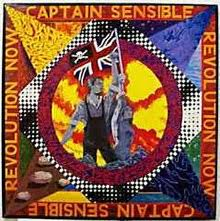 Captain Sensible - Revolution Now - CD