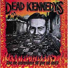 Dead Kennedys - Give Me Convenience or Give Me Death - CD
