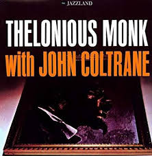 Thelonious Monk with John Coltrane - Self-titled - LP