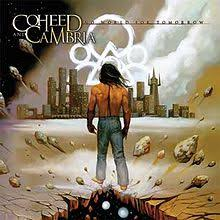 Coheed And Cambria - No World For Tomorrow - CD + DVD