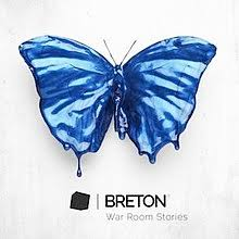 Breton - War Room Stories - CD