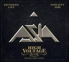Asia - High Voltage - 2 CDs