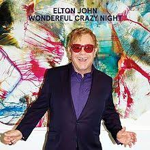 Elton John - Wonderful Crazy Night - LP