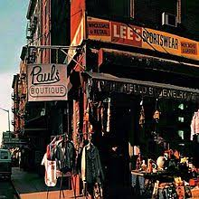 Beastie Boys - Paul's Boutique - LP