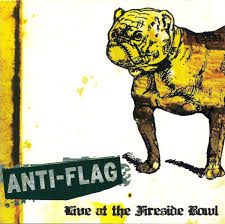 Anti-Flag - Live at the Fireside Bowl EP - CD