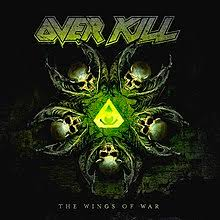 Overkill - The Wings of War - CD