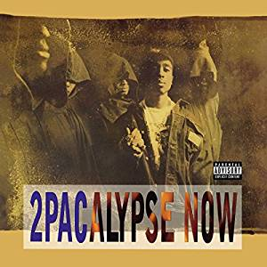 2 Pac - 2Pacalypse Now 2LP