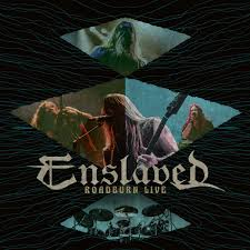 Enslaved - Roadburn Live - 2 LPs (Green vinyl)