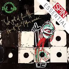 Tribe Called Quest - We Got it From Here Thank You 4 Your Service - 2 LP