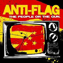 Anti-Flag - The People or the Gun - CD