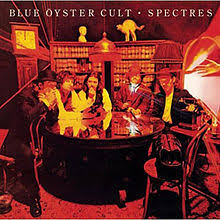 Blue Oyster Cult - Spectres- CD