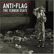 Anti-flag - The Terror State - CD