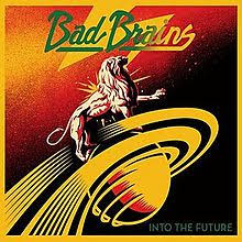 Bad Brains - Into the Future - CD