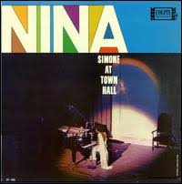 Nina Simone - At Town Hall - LP