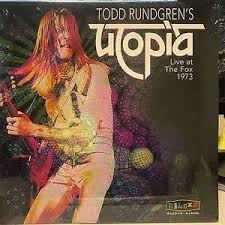 Utopia - Todd Rundgren's Utopia: Live at the Fox 1973 - 2 LPs