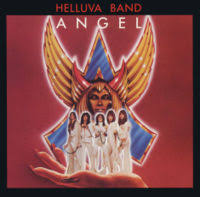 Angel - Helluva Band - CD