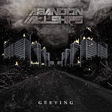 Abandon All Ships - Geeving - CD