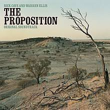 Nick Cave and Warren Ellis - The Proposition - CD (Soundtrack)