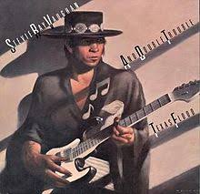 Stevie Ray Vaughan and Double Trouble - Texas Flood - LP