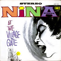 Nina Simone - Nina at the Village Gate - LP