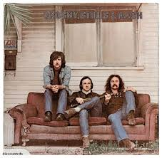Crosby, Stills & Nash - Self -titled - LP