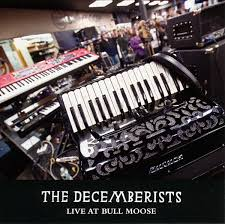 The Decemberists - Live at Bull Moose - CD