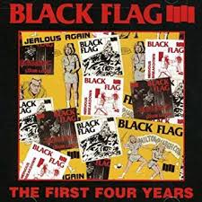 Black Flag - The First Four Years - CD
