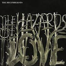 The Decemberists - The Hazards of Love - CD