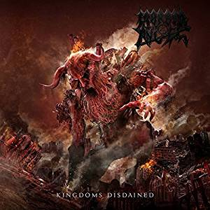 Morbid Angel - Kingdoms Disdained - LP
