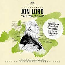 Celebrating John Lord The Composer (Various Artists) - Live at the Royal Albert Hall - CD