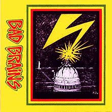 Bad Brains - Self-titled - CD